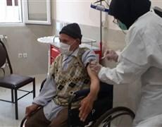 آغاز واکسیناسیون کووید 19 گروه سنی 80 سال به بالا در شهرستان بردسیر