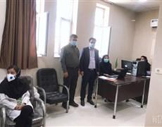 آغاز مرحله اول واکسیناسیون کووید19 در شهرستان ارزوئیه