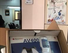 یک دستگاه رگ یاب به مرکز آموزشی درمانی افضلی پور اهدا شد