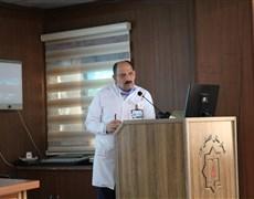 جلسه تیم مدیریت آموزشی در مرکز آموزش و درمان افضلی پور برگزار شد