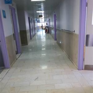 بهره برداری از بخش جدید کووید 19 در بیمارستان قائم(عج ) بردسیر