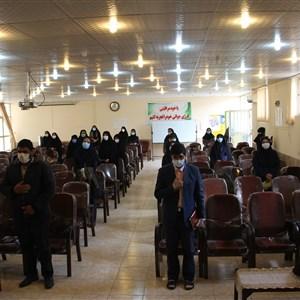 برگزاری جلسه برنامه ریزی درون بخشی و بین بخشی طرح شهید سپهبد حاج قاسم سلیمانی ویژه مراکز شهری