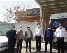 بازدیدهای مدیریت بازرسی در طرح سلامت نورروزی