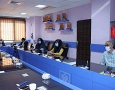 نشست بررسی مشکلات رزیدنت ها و دستیاران تخصصی برگزار شد