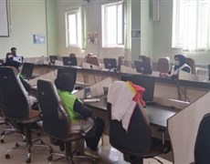 برگزاری مانور دور میزی زلزله در شهرستان بافت