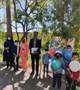 همایش ورزشی مادر و کودک در مرکز بهداشت بافت برگزار شد